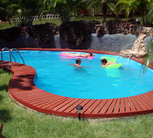 Hacer piscina barata for Como construir una piscina pequena